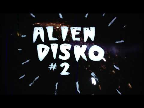 Autofetched Thumbnail of YouTube: Alien Disko#2 - 15+16 Dez 2017 @ Kammerspiele München